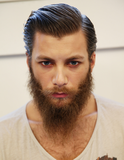 Etro - Backstage - Milan Fashion Week Menswear Autumn/Winter 2014